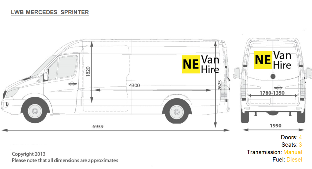 LWB VAN HIRE WEBSITE IMAGE